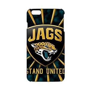WWAN 2015 New Arrival jacksonville jaguars logo 3D Phone Case for iphone 6 plus