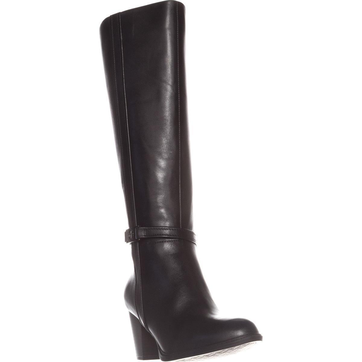 Giani Bernini Frauen Raiven2 Pumps Rund Leder Fashion Stiefel