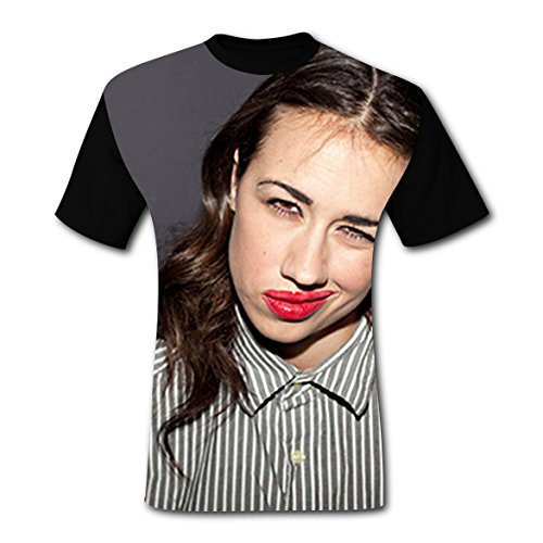 Men's Tee,Miranda Sings Man Tops Print Short Sleeve (Miranda Sings Store)