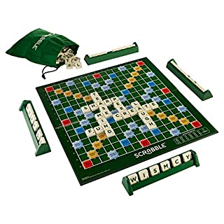 Mattel Games Scrabble Orginal Y9592 Board Game