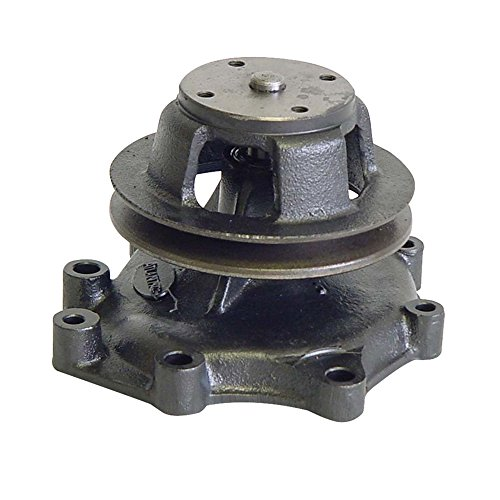 87615012 Water Pump with Gasket Fits Ford Backhoe Models 555 5550 655 750 7500 755 203A