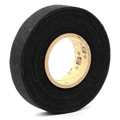 FomCcu 15m Car Adhesive Cloth Tape Coroplast For Cable Harness Wiring Loom: Amazon.co.uk: Kitchen & Home
