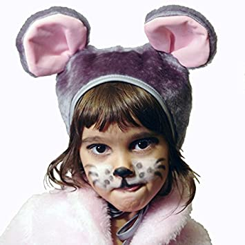 Mouse Fancy Dress Hat Animal Carnival Costume Child Children Kids Boys  Girls Party Christmas  Amazon.co.uk  Toys   Games 79992950f39