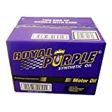 Royal Purple 31530 HPS Street Synthetic Motor Oil 5W30 Case of 12 Quarts