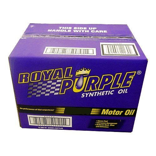 Royal Purple 31530 HPS Street Synthetic Motor Oil 5W30 Case of 12 Quarts by Royal Purple
