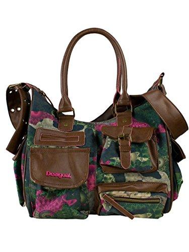 Desigual Damen Handtasche London Medium Galactic Neue Kollektion