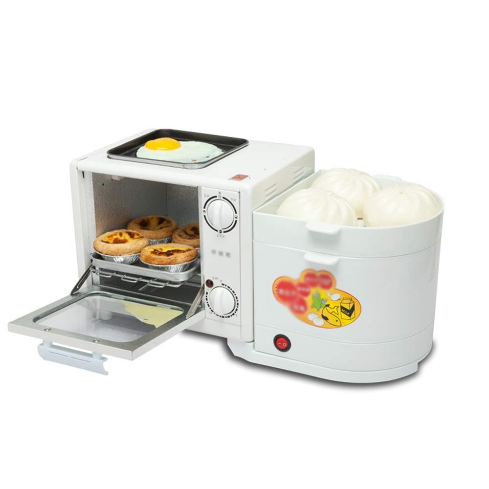 HATHOR-23 Mini Oven 4-in-1 Multi-function Oven Breakfast Bar Bread Oven Mini Oven Baking Oven Household Oven Baking Small Oven Electric Mini Kitchen Oven
