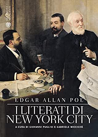 literati di New York City (Gli anelli mancanti) (Italian Edition