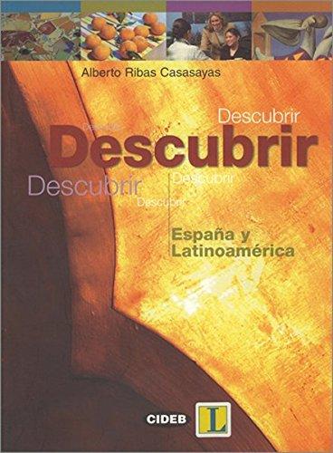 Descubrir España y Latinoamérica - Lehrbuch mit 2 Audio-CDs