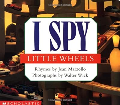 I Spy Little Wheels by Cartwheel