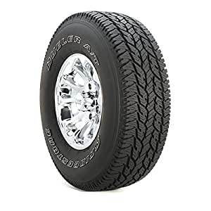 bridgestone dueler a t 695 all season radial tire 265 65r17 110t automotive. Black Bedroom Furniture Sets. Home Design Ideas