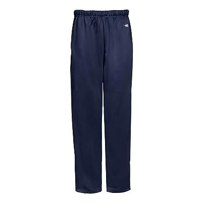 Badger boys Open Bottom Side Pocket Performance Pant (2478)