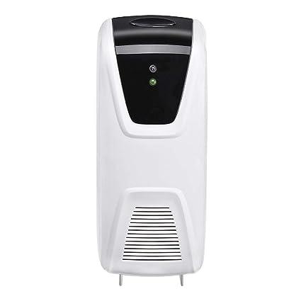 Sensor de luz automático, dispensador de ambientador de aire, uso del aceite esencial o