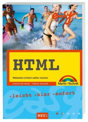 HTML: Webseiten einfach selber machen (easy)