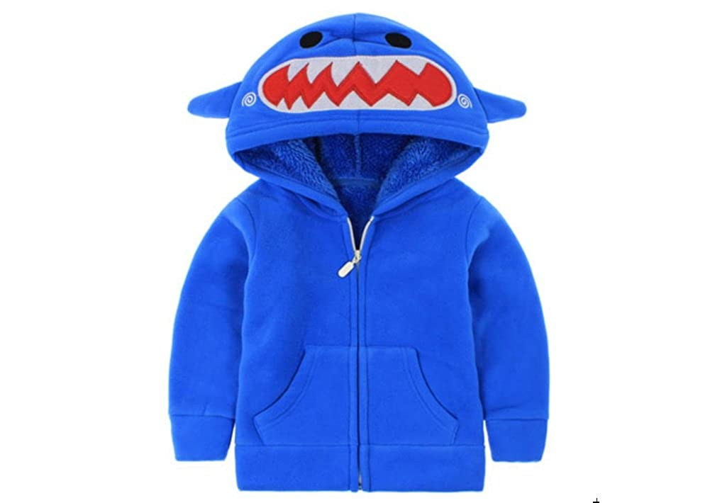 607e91586 Amazon.com  Winter Jacket for Toddler Boys Fleece Warm Lovely Jacket ...