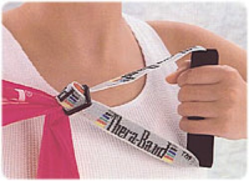 (Milliken Medical Thera-Band Exercise Handles, Increase Versatility (Pair of 2 Each))