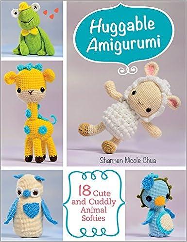 AmiguruME: Make Cute Crochet People: Hoffman, Allison ... | 499x385