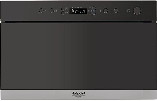 Hotpoint MN 713 IX HA Integrado - Microondas (Integrado ...