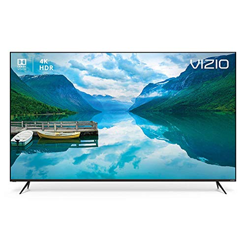 VIZIO Class 4K HDR Smart TV, 55in (Renewed)
