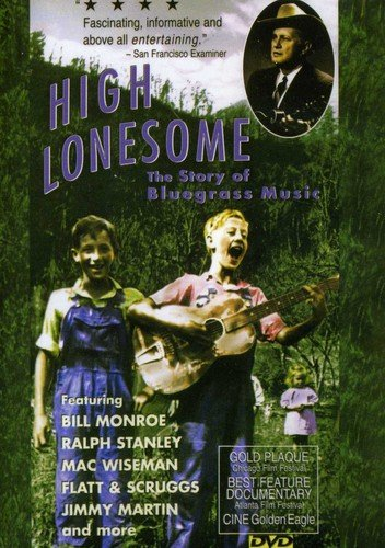 DVD : Sonny Osborne - High Lonesome: Story Of Bluegrass / Documentary (DVD)