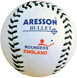Aresson New UK Bullet Rounders Ball–SR370bianco