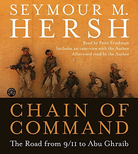 Chain of Command CD: The Road from 9/11 to Abu Ghraib