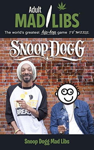 Snoop Dogg Mad Libs Adult product image