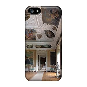 Premium [rvn18680BOvh]castle Interior Cases For Iphone 5/5s- Eco-friendly Packaging
