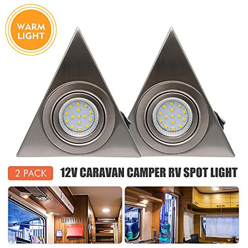 Triangle Led Under Cabinet Light Kit in Florida - 6