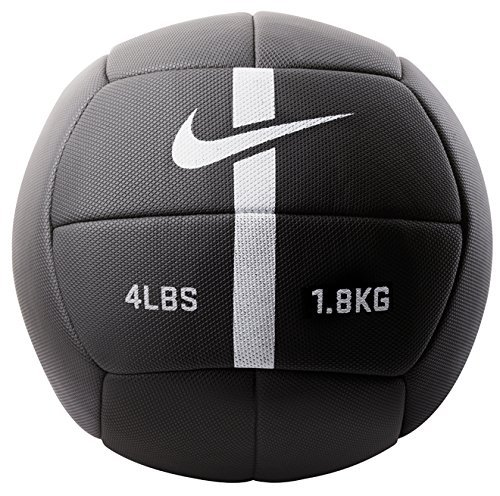 Nike Strength Training Ball - Black/White-4lb