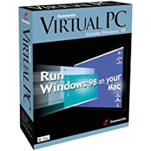 Virtual PC 4.0 with Windows 98
