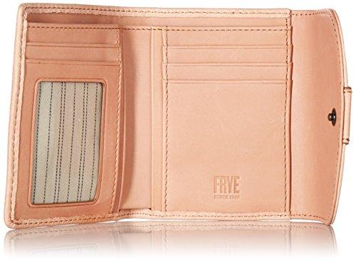 FRYE Women's Melissa Medium Snap Wallet, Dusty Rose, One Size by FRYE (Image #4)