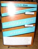 Homosexuality and Sexuality, Lawrence Mass, 0918393892