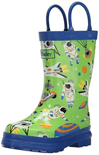 Hatley RB0NAUT001 Boys Astronauts Rainboots