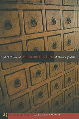 Medicine in China (Comparative Studies of Health Systems and Medical Care)