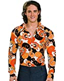 Rubies Costume Co. Mens Groovy Costume Shirt