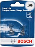 2006 Ford Freestyle License Plate Light Bulbs - Bosch 168LL 168 Light Bulb, 2 Pack
