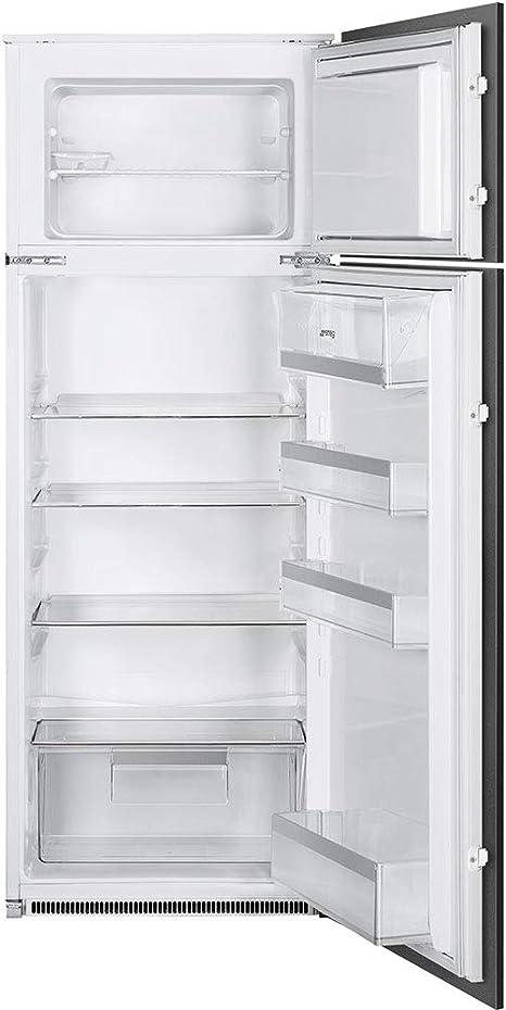 Smeg D72302P1 nevera y congelador Integrado Blanco 224 L A++ ...