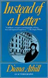Instead of a Letter, Diana Athill, 0881840467