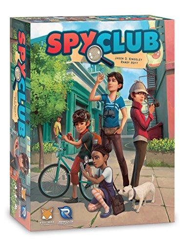 Spy Club -