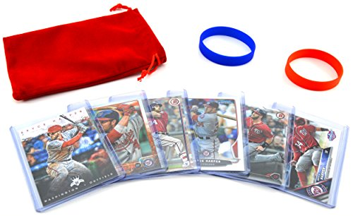 Bryce Harper Assorted Baseball Bundle
