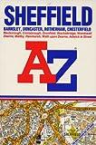 A-Z Street Atlas of Sheffield (A-Z Street Atlas Series)