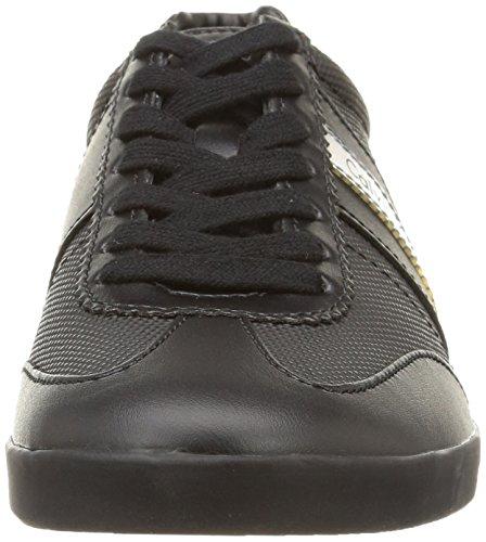 Calvin Klein Ace Coated Canvas/Matte Smooth - Zapatillas  para hombre Nero (Nero)