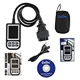 Yiff C110+ V4.7 BMW Code Reader Airbag/ABS/SRS Diagnostic Scan Tool for BMW