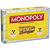 Back to The Future Monopoly Board Game by Flat River Group