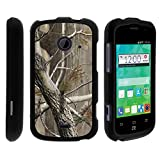 zte whirl 2 cases - ZTE Whirl 2 Case, ZTE Prelude 2 Case, Perfect Fit Cell Phone Case Hard Cover with Cute Design Patterns for ZTE Flame, ZTE Zinger from MINITURTLE - Hunter Camouflage