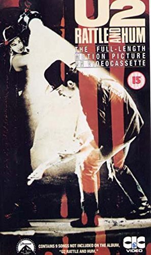 U2: Rattle and Hum [VHS] (Rattle Pal)