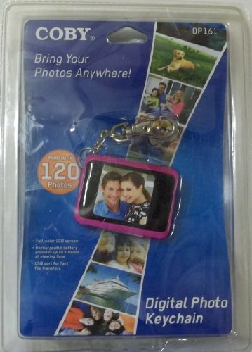 Coby 1.5 Digital Photo Keychain (1.5