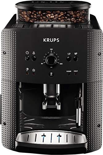 Krups EA810B70 - Cafetera automática (1450 W, 1,8 litros, 15 ...