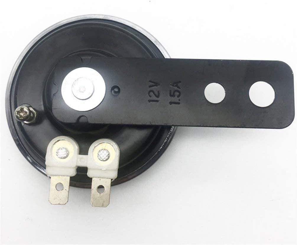 Haut-Parleur Voiture Electirc klaxon Voiture klaxon Avertisseur Automatique 12V Avertisseur sonore